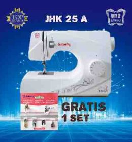 Mesin jahit Butterfly jhk 25A