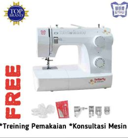 Mesin jahit Butterfly jh 8530A