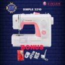 Mesin Jahit Singer Simple 3210